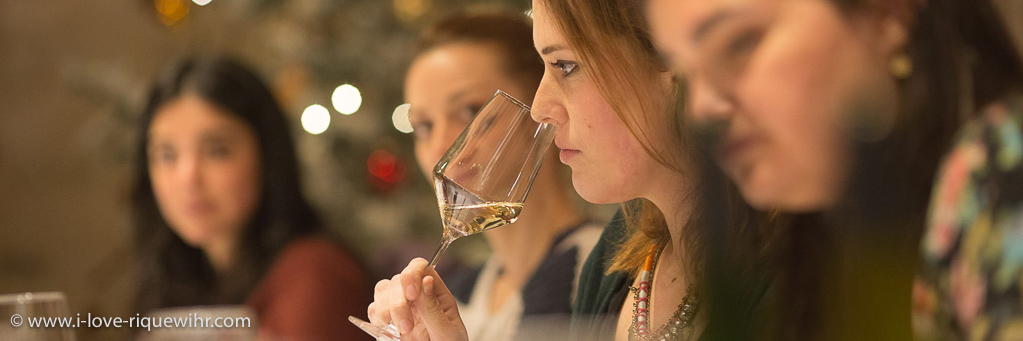 Join this private wine seminar and learn more about wine tasting and Alsace wines