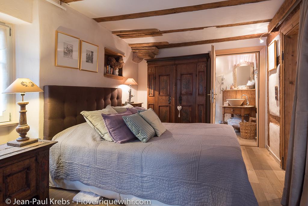 le petit loup appartement 4 toiles pour 2 riquewihr alsace. Black Bedroom Furniture Sets. Home Design Ideas